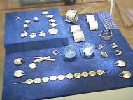 Сокровища киевских и черниговских кладов