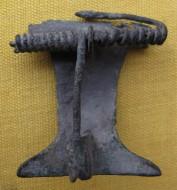 Фибула Вельбарской культуры