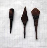Древнерусские наконечники стрел