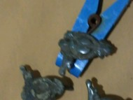 Средневековые накладки на сумку-сухарку