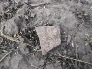 Фрагменты керамических изделий