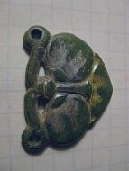 Накладка - Древо (Салтово маяцкая культура)