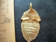 Маленький золотой идол, эпоха бронзы