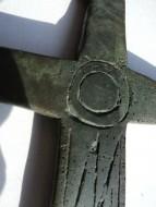 Скифская крестовидная привеска