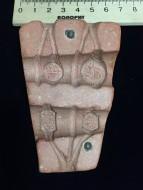Древнерусская литейная форма из овручского шифера, 12 век