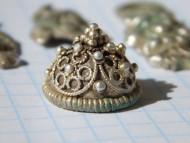 Флигрань серебра 15-16 век