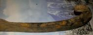 рукоять подлинного дюссака (эрзац фальчина)