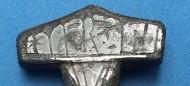 «Молот Тора» из Лолланна с надписью