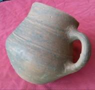 Кружка глинянная, аланы