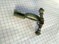 Арбалетопобная бронзовая фибула
