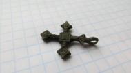 Древнерусский остроконечный крестик