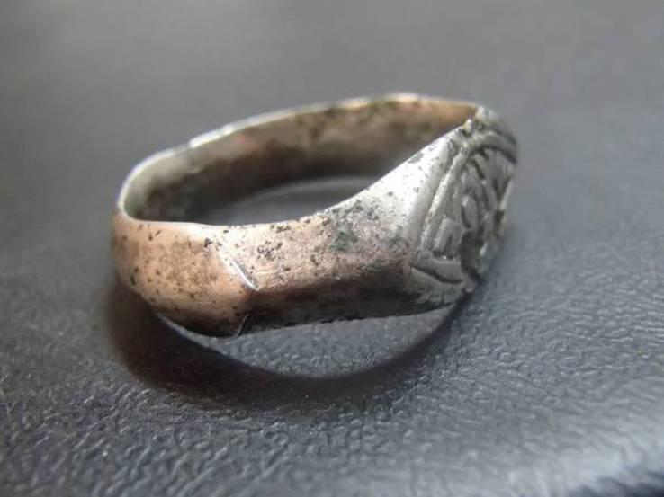 кольцо поздняя русь 12-14 век работы вахтовым методом