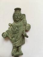 Статуэтка бронзовая древнеримская