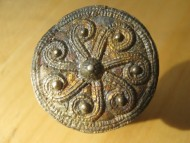 «Коловрат» Киевская Русь, серебро позолота