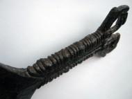 Рукоять скифского меча в зверином стиле