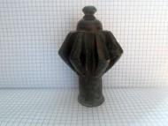 Монгольский бронзовый пернач (буздыган) XIII век