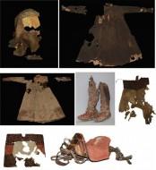 находки в могильнике Узуур Гьялана