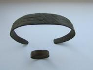Североевропейский бронзовый браслет