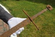Рукоять меча из Хрубешув