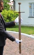 меч из Хрубешув