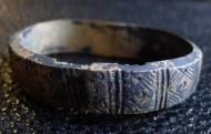 бронзовый браслет викингов