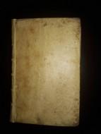Обложка старинной книги конца 16 века