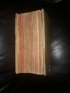 Старинная книга, конца 16 века