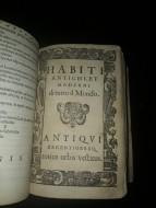Титул книги конца 16 века, издававшейся в Венеции