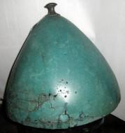 Шлем позднего бронзового века