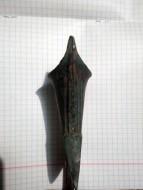 По фото культура Гава-Голиграды, примерно 1100-950 гг. до н.э., кельт типа «Gemzse» поздний вариант «Городниця»