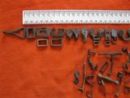 поясной и колчанный набор лучника