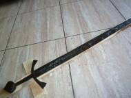 Рыцарский меч, тип XII по Э. Окшотту
