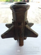 Бронзовый шестопер, Золотая Орда 13-14 век