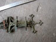 Нагрудная цепь с эмалями. Киевская культура