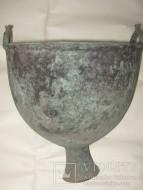 Скифский казан 5-3 в до н.э.