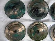 фаллары - украшение коня у киммерийцев, скифов и сарматов