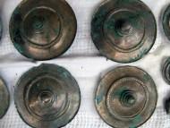 Киммерийские фаллары - украшение коня