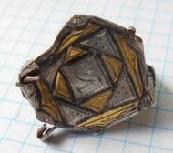 перстень с тамгой князя Изяслава Мстиславича