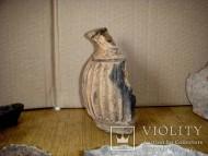 Скифская-киммерийская керамика