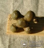 Киммерийская бронзовая сбруйная бляха