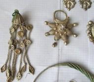 Комплекс золотых и серебряный украшений Киевской Руси, 12-13 век