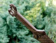 Скифский меч с зооморфной рукоятью