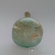Древнеримский стеклянный сосуд, 1-3 век н. э.