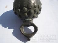 Шипастый бронзовый кистень