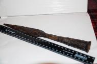 Скифский наконечник копья