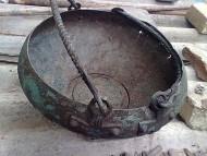 бронзовый казан Гальштатской культуры