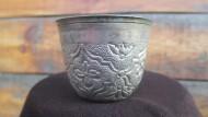 Ранне средневековый серебряный стакан