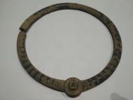 Торквес, шейная гривна Гальштатская культура