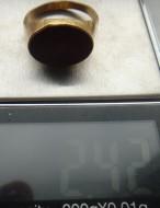 Древний печатный перстень