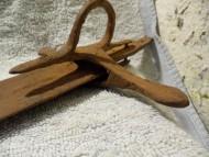 Палюх - кольцо на рукояти сабли
